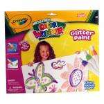 Crayola Mess Free Colour Wonder Glitter Paint £3.99 at Home Bargains
