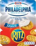Philadelphia Light Ritz Snacks (3 x 50g) @ Sainsburys