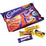 Cadbury treat size bags £1.74each @ Morrisons