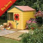 Flower Playhouse was £300, now £210 @ Asda