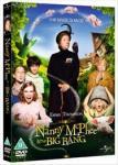 Nanny McPhee And The Big Bang...(DVD) £4.99 INC DEL @ TESCO