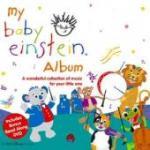 My Baby Einstein Album CD (With Bonus DVD) £1.99 delivered @ Play