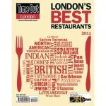 "Time Out ""London's Best Restaurants 2011"" 30% off, £11.18 delivered"