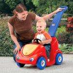 Red Push Around Buggy £32.96 delivered @ Activity Toys Direct