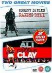 Raging Bull / Aka Cassius Clay DVD Set £2.99 at Base - Free Delivery & Cashback