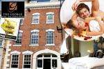 £76 instead of £208 for a two night stay for two people, including afternoon tea with fresh scones, conserves and a glass of bubbly each at the George Hotel Restaurant (Coventry)- Save 63%