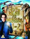 The Night at the Museum 1&2 [Blu-Ray] £12.05* @ Play.com