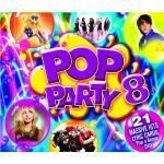 Pop Party 8 [CD+DVD] Pre-Order £8.93 @ Amazon
