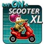 Rat on a Scooter XL - Iphone Game Now Free