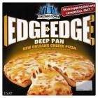 Chicago Town Edge To Edge Deep Pan New Orleans Cheese Pizza 375g Was £2.99 Now £1.49 @ Sainsbury's