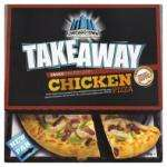 Chicago Town Takeaway Sauce Stuffed Crust Pizzas eg.Chicken £2 at Asda