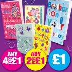 Poundland - New Card Range!