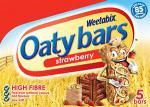 Weetos Cereal Bars, Oaty Bars Strawberry & Honey Monster Monster Puffs £1 a box at Asda