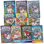 Captain Underpants Bumper Pack Collection (10 Books)  RRP £49.90 - now  £12.99 @ Scholastic Book Club