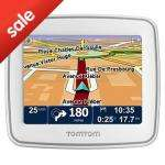 TomTom Start Europe White - £69.71 @ Asda Online(back again) + Quidco