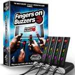 Fingers on Buzzers DVD game £1.99 (RRP £24.99) @ Home bargains