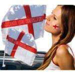 England Suppporters Pack - 99p @ PLAY!