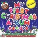 My First Christmas Album (CD & DVD) now £3.99 delivered @ Play