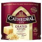 Cathedral City Mature Grated 200g     £1 @ Sainsburys - WAS £2.25