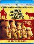 Men Who Stare At Goats (Blu-ray) £5.44 delivered Blockbuster