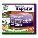Leapster Explorer Games BOGOF Includes Leaplet Download Cards @ ToysRus