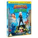 Monsters vs Aliens (1-Disc) [DVD] £4.49 @ Amazon & Play