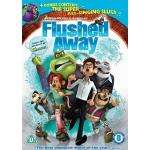flushed Away  £3.75 @ Amazon, HMV & The Hut (less with Walkers code)