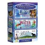 Children's Classic Collection 3 Discs £5.99 - Lassie, Water Babes & Black Beauty Also Classic Children's Films - Swallows and Amazons/The Railway Children £4.49 @ Amazon