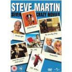 Steve Martin Collection - Bowfinger/Sgt. Bilko/Housesitter/Parenthood/The Lonely Guy/Dead Men Don't Wear Plaid/The Jerk [7 DVD Disc Film Set] £9.99 @ HMV & Amazon