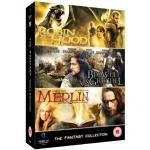 Fantasy Collection: Beowulf & Grendel/Merlin Book Of Beasts/Robin Hood: 3dvd Set £7.99 at HMV