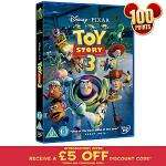 Toy Story 3 DVD with £5.00 voucher for the Disney Store