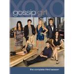 Gossip Girl Season 3 DVD at Amazon for £19.97
