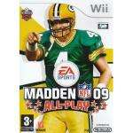 MADDEN NFL 09 (wii) £3.88 delivered@ amazon / Game collection