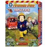 Fireman Sam - Triple Pack £3.97 delivered at Tesco