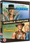Crocodile Dundee/Crocodile Dundee 2 - £3.97 delivered at Tesco