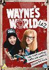 Wayne's World/Wayne's World 2 DVD £4.43 at Asda & Amazon