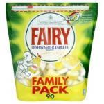 Fairy Dishwasher Tablets Lemon 90pk £3.99 @ Homebargains