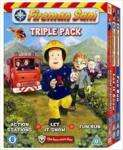 Fireman Sam Triple DVD Boxset £3.97 @ Tesco Entertainment