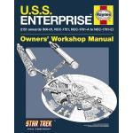 U.S.S. Enterprise Manual (Haynes Owners Workshop Manual) Hardcover - £11.89 delivered @ Amazon