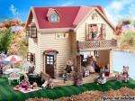 Sylvanian Families Lakeside Lodge £29.99 + £3.95 p&p