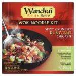 Wanchai Ferry Kung Pao Chicken Wok Noodle Kit 73p instore at Asda Wembley