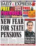 Saturday newspaper offers - see post - Daily Mirror/ Daily Express/ Daily Star/ Daily Telegraph/ Daily Mail