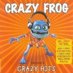 Crazy frog presents crazy hits CD £2.00 @ amazon