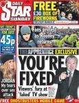 Sunday newspaper offers - see post/ Telegraph/ Express/ Mail/ Star