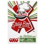 2 x OXO cubes (12) for £1 inc. New Spag Bol cube!! @ Asda