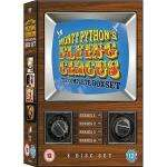 Monty Python's Flying Circus - Series 1 - 4 Complete (8 Disc DVD Boxset) £8.87 with Walkers code @ Zavvi