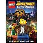 LEGO : The Adventures of Clutch Powers DVD - £7.99 @ Amazon