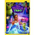 The Princess and the Frog [DVD] £9 at Amazon & £8.99 Play