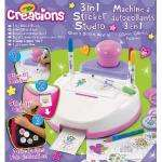 Crayola Creations 3 in 1 Sticker Studio was £16.99 NOW £8.49 @ Amazon & Free P&P