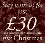 CRIMBO at marstons inns for 2 £30